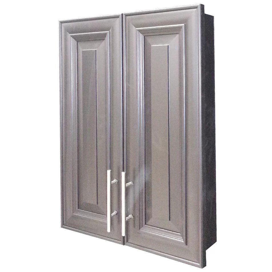 WG Wood Products Overton 21 x 29 Recessed Medicine