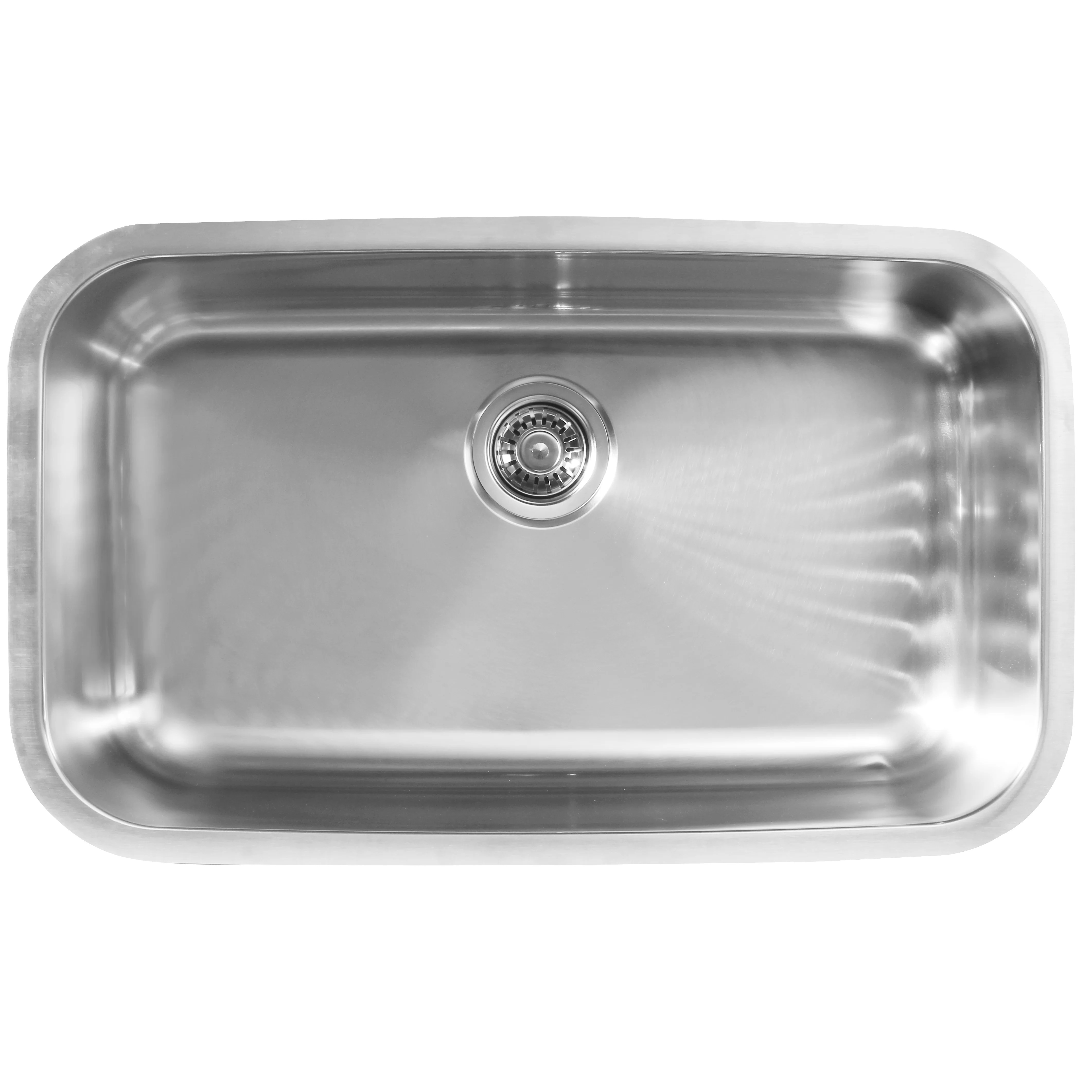 30 undermount kitchen sink unique appliances ukinox 5 quot x 18 single bowl