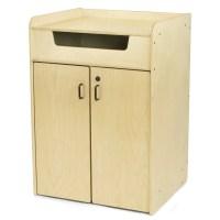 Jonti-Craft 2 Door Storage Cabinet | Wayfair Supply