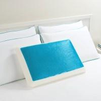 Comfort Revolution Wave Bed Memory Foam Standard Pillow ...