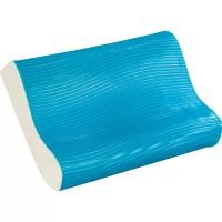 Comfort Revolution Wave Bed Memory Foam Contour Pillow ...