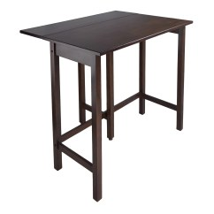 Counter Height Kitchen Tables Range With Downdraft Ventilation Winsome Lynnwood Extendable Dining Table