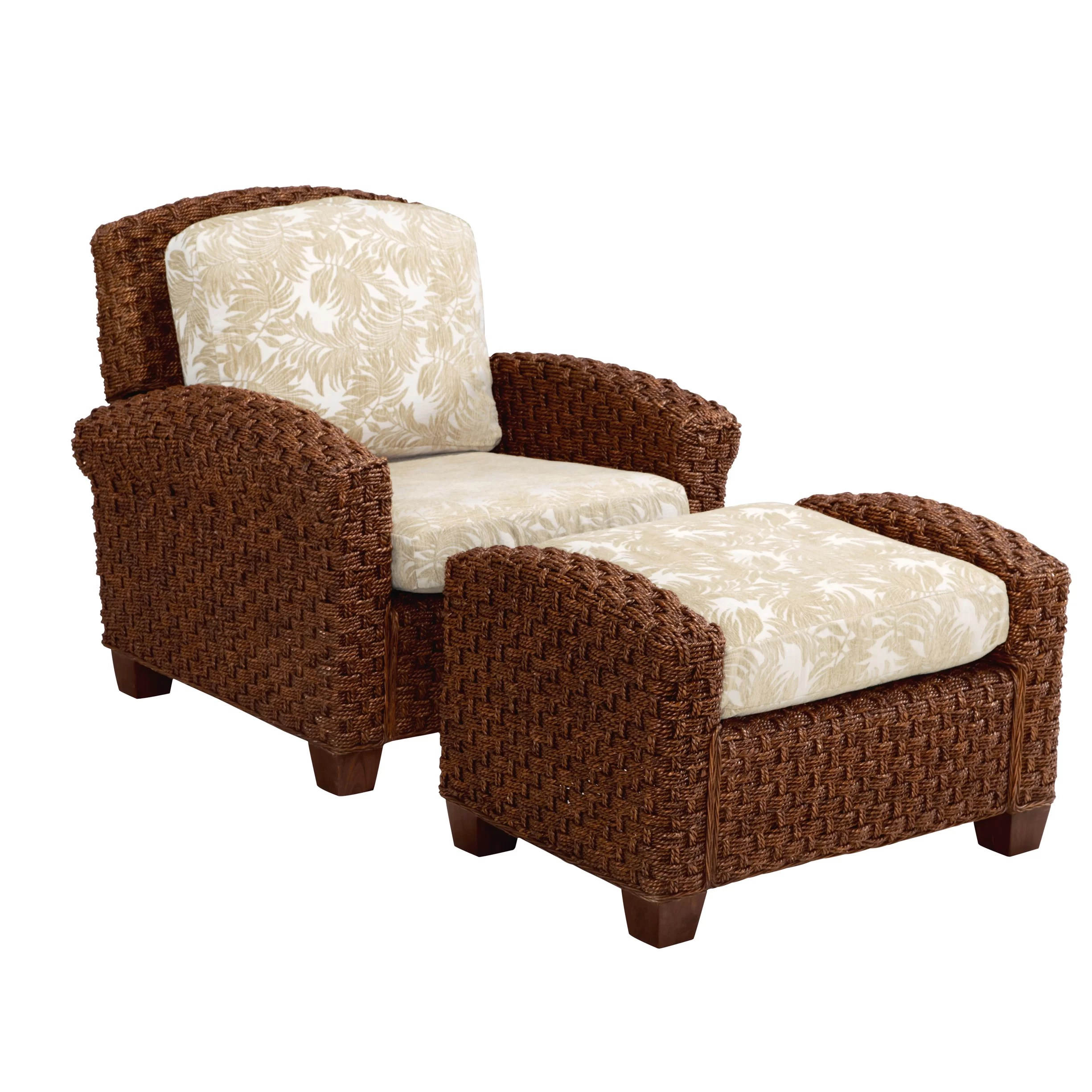 Cabana Chair Home Styles Cabana Banana Ii Ottoman And Reviews Wayfair
