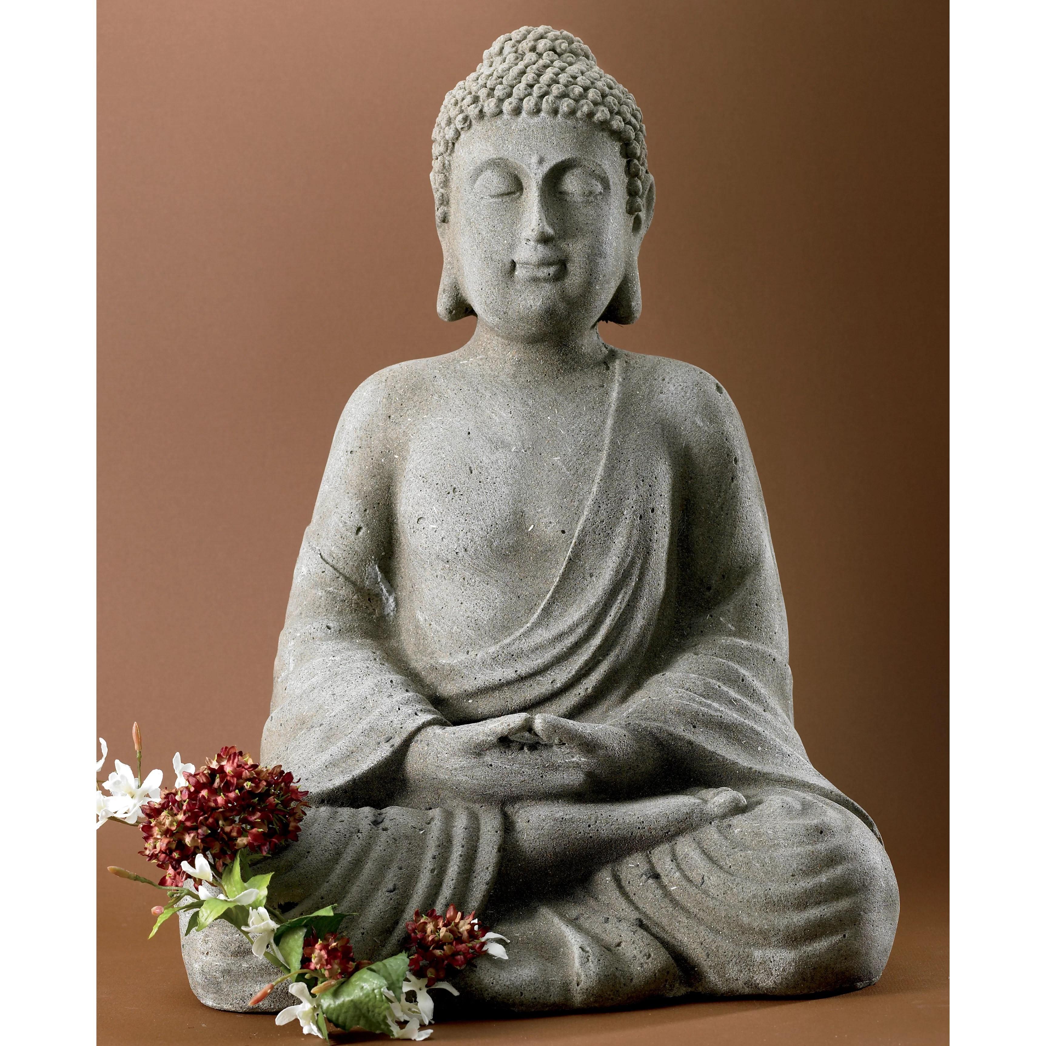 Kindwer Serene Meditating Buddha Statue & Reviews