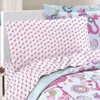 Dream Factory Flamingo Comforter Set & Reviews   Wayfair