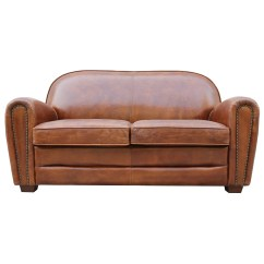 Genuine Leather Sofa And Loveseat How Do I Clean My White Pasargad Paris Club Reviews