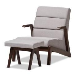 Modern Lounge Chair And Ottoman Set Cover Hire Edinburgh Prices Wholesale Interiors Lazzaro Mid Century