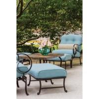 Hanover Oceana 6 Piece Patio Set with Cushions & Reviews ...