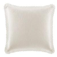Laura Ashley Home Crochet Cotton Throw Pillow | Wayfair