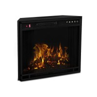 Touchstone Edgeline Electric Fireplace Insert & Reviews ...