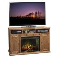Legends Furniture Scottsdale TV Stand with Electric ...
