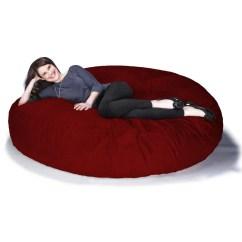 Jaxx Bean Bag Chairs Purple Kids Desk Chair Cocoon Sofa And Reviews Wayfair