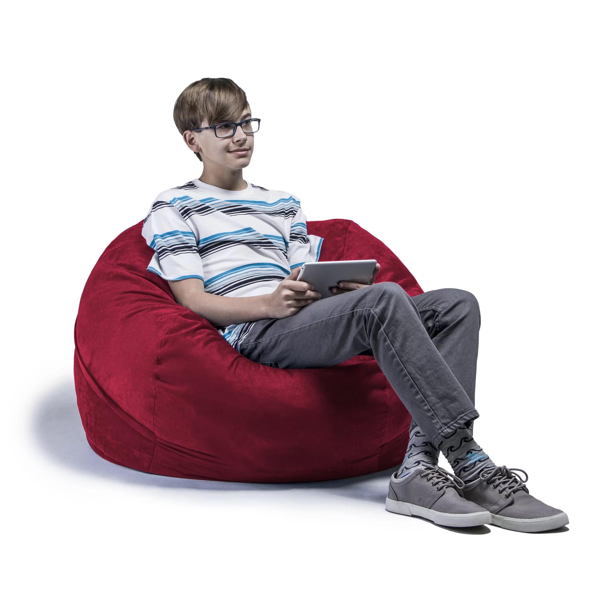 jaxx bean bag chair covers wedding au kids and reviews wayfair