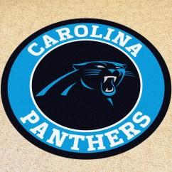 Carolina Panthers Chair Herman Miller Task Fanmats Nfl Roundel Mat Wayfair