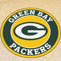 Green Bay Packers Chair Wheelchair Lift Repair Fanmats Nfl Roundel Mat Wayfair