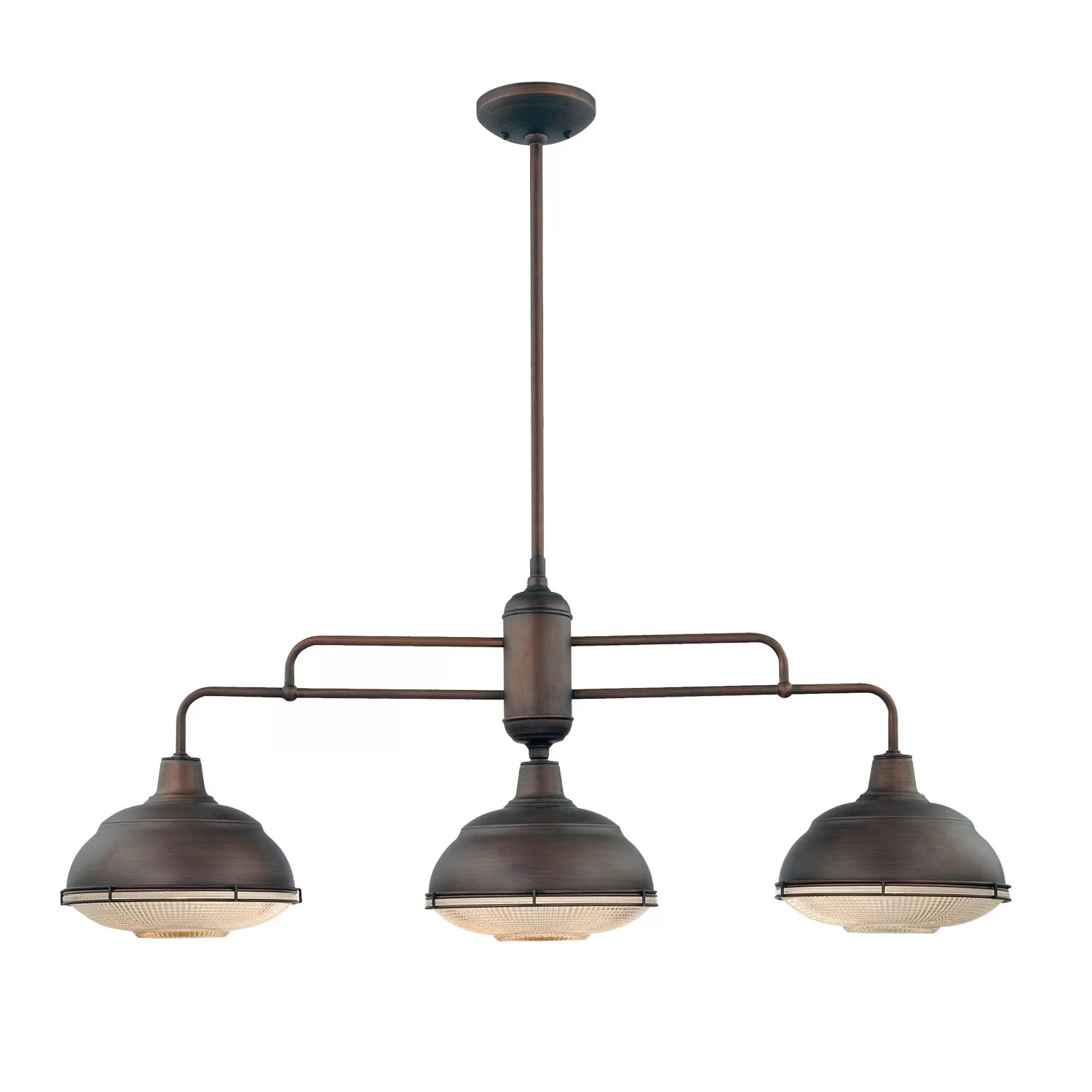 industrial kitchen lights facets millennium lighting neo 3 light pendant