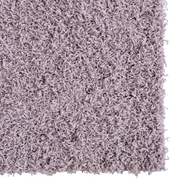 Purple Shag Area Rug