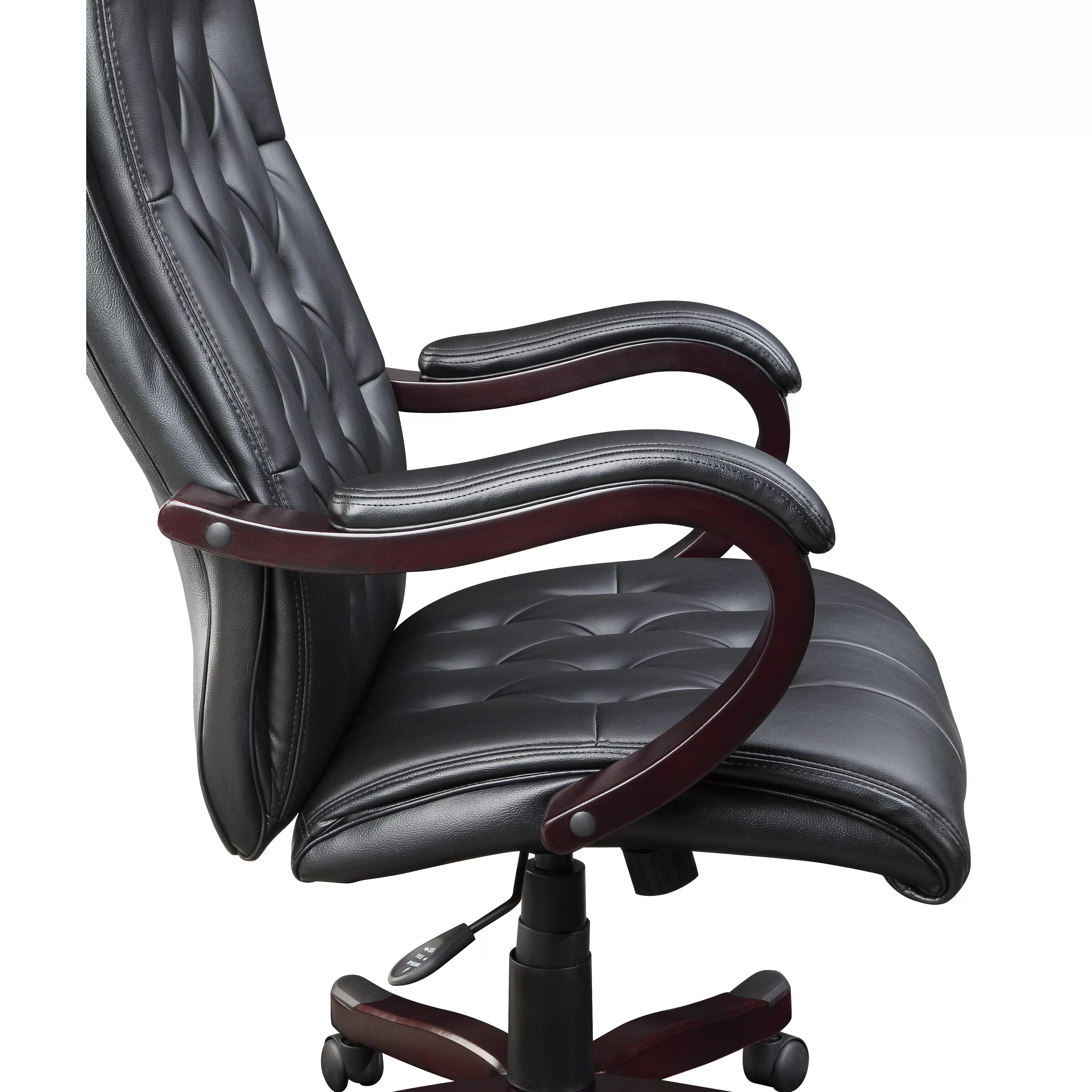 bassett office chair wheelchair zipper 2 inspired by dixon eco leather executive