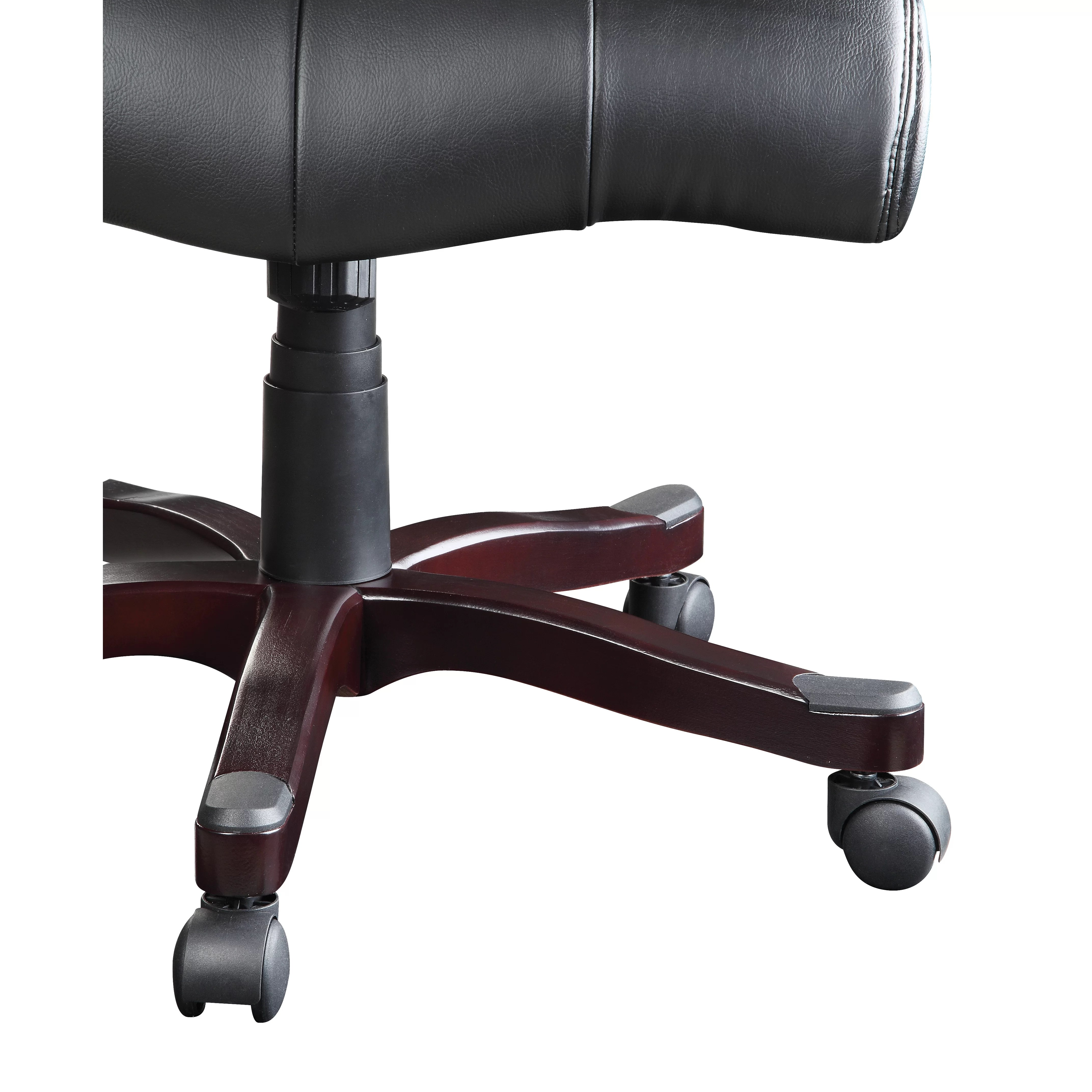 bassett office chair gothic dining chairs uk inspired by dixon eco leather executive