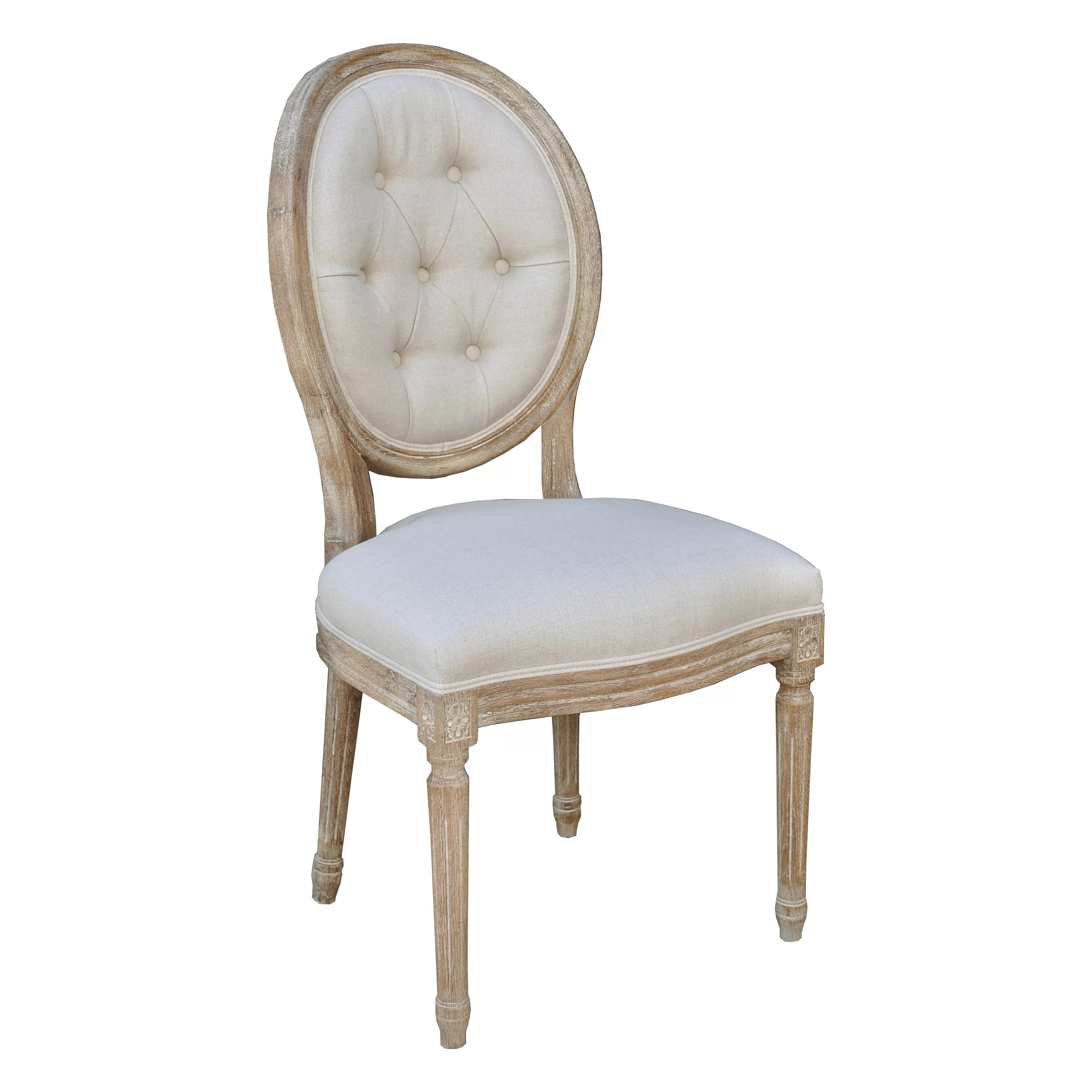 The Bella Collection King Louis Side Chair  Reviews