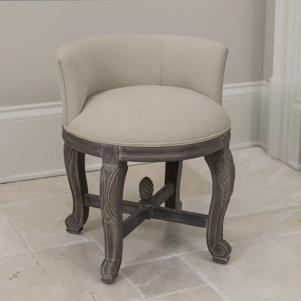 Bella Collection Perla Vanity Chair &