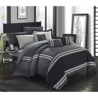 Chic Home Zarah 10 Piece Comforter Set & Reviews | Wayfair