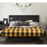 South Shore Holland Queen Storage Platform Bed & Reviews ...