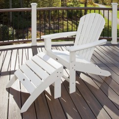 Cape Cod Chairs Kitchen At Big Lots Trex Outdoor Adirondack Chair And Footstool