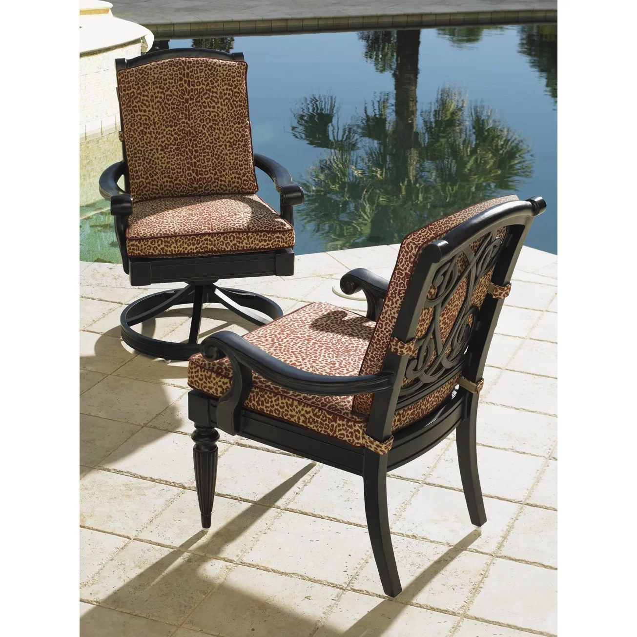 Tommy Bahama Outdoor Kingstown Sedona Dining Arm Chair