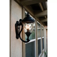 Maxim Lighting Carriage House VX 2 Light Outdoor Sconce ...
