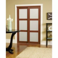 Erias Home Designs Baldarassario MDF 2 Panel Painted ...
