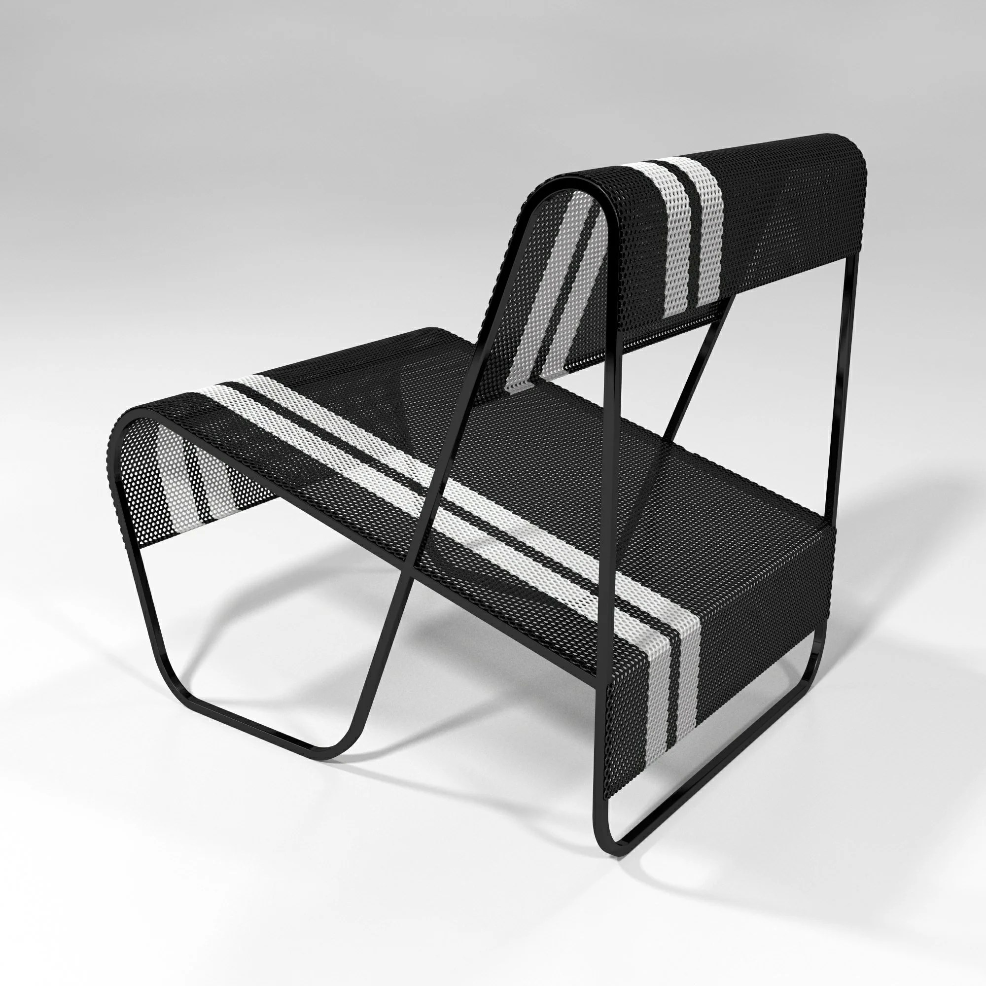 steel lounge chair banquet covers for sale in canada markamoderna lami perforated stainless