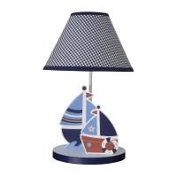 """Lambs & Ivy Sail Away 12"""" Table Lamp & Reviews   Wayfair"""