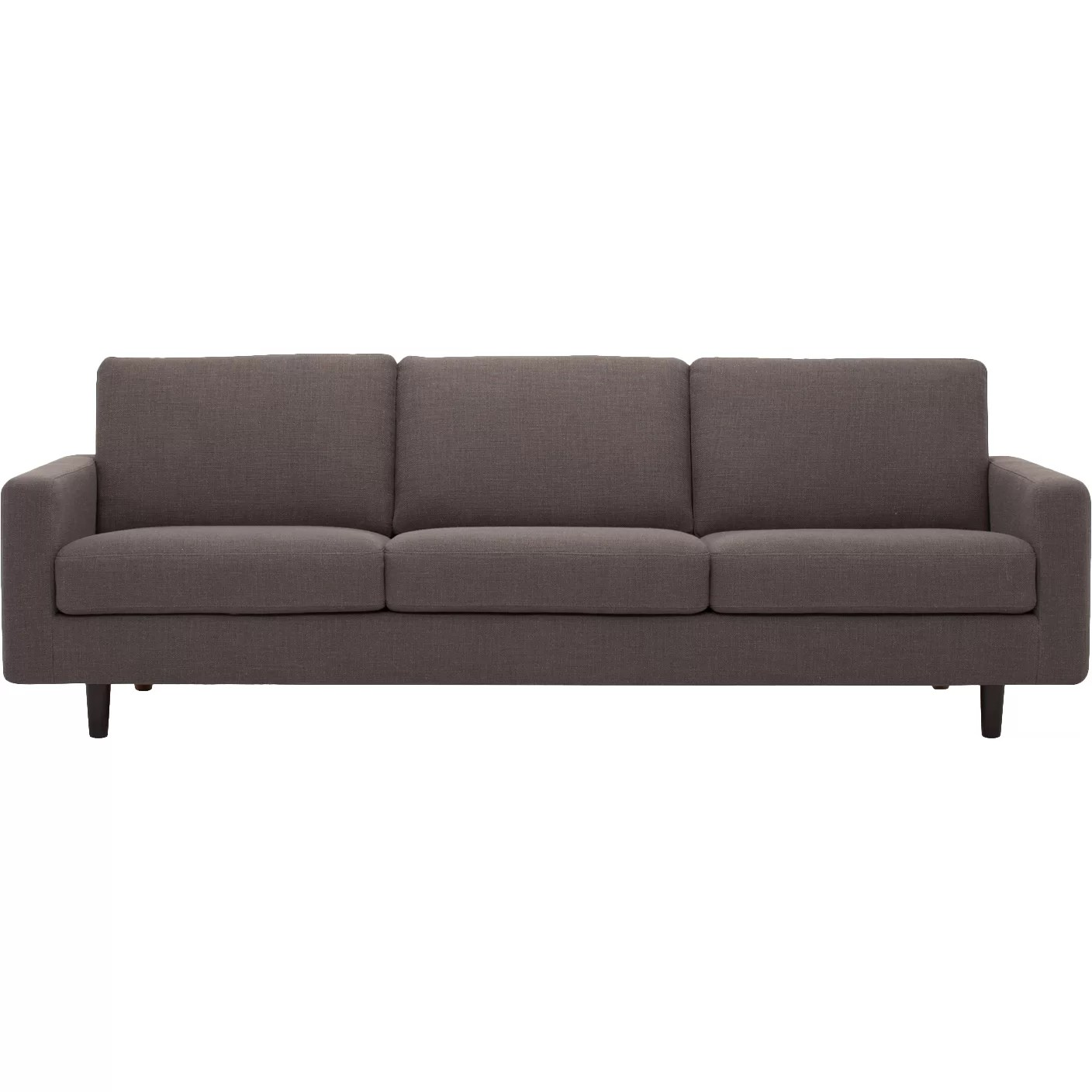 eq3 sofa burgundy bed oskar wayfair ca