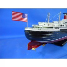 Handcrafted Nautical Decor Ss United States Limited Model