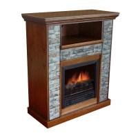 Stonegate Ashville Electric Fireplace & Reviews | Wayfair