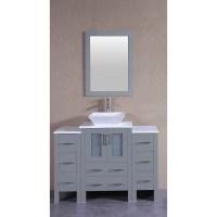 25 Perfect Bathroom Vanities And Mirrors Sets   eyagci.com