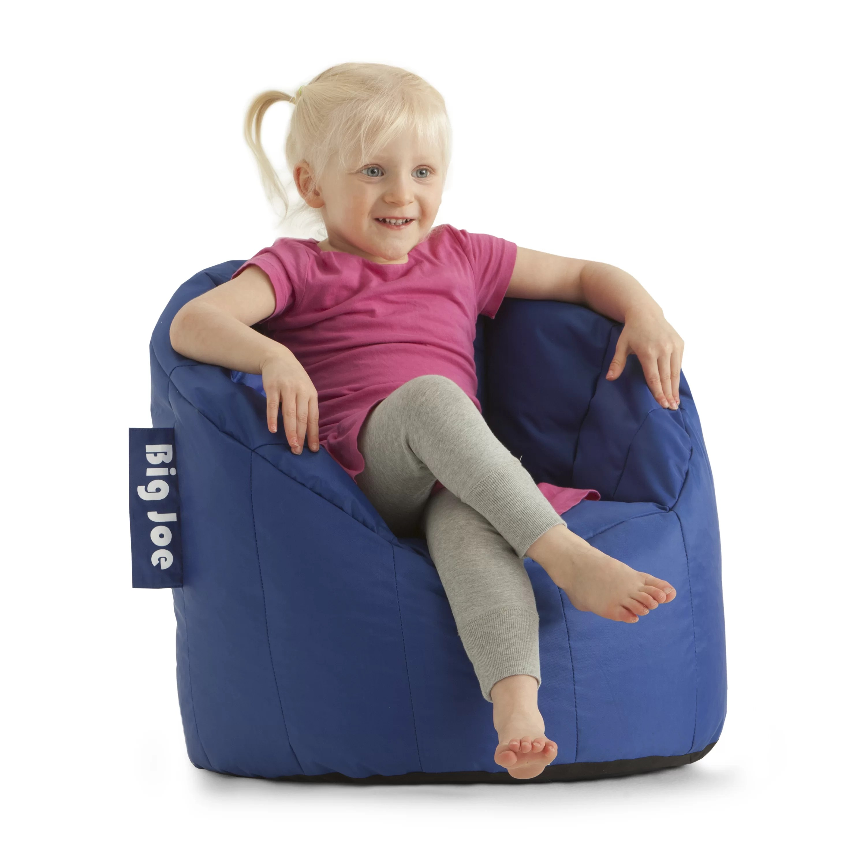 big joe lounge chair dining tables and chairs sets comfort research kids bean bag lounger reviews