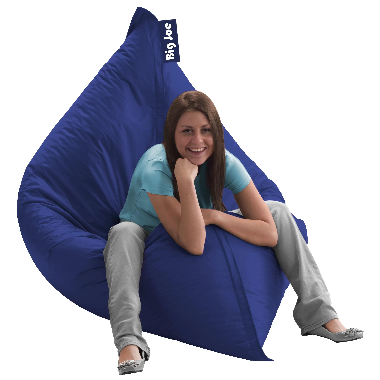 big joe bean bag chair reviews ikea and footstool comfort research wayfair