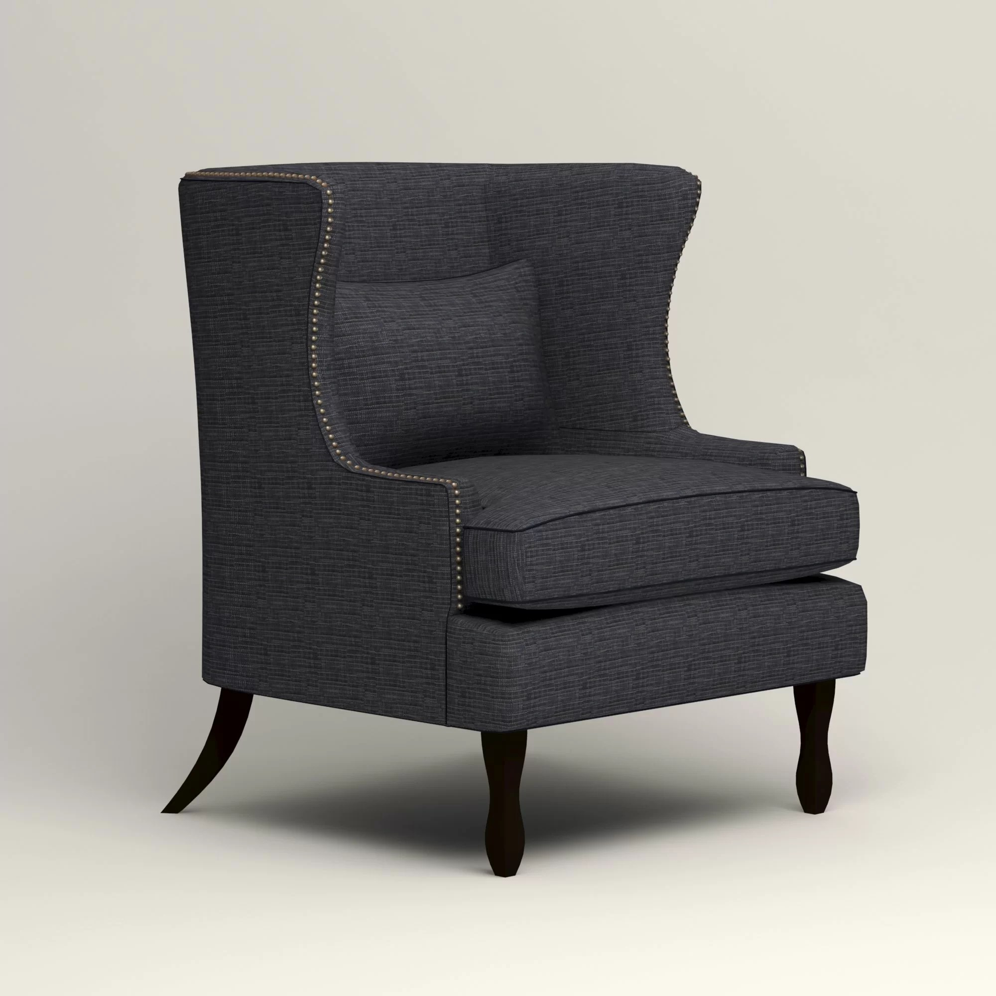 Wayfair Wingback Chair Birch Lane Solomon Wingback Chair And Reviews Wayfair