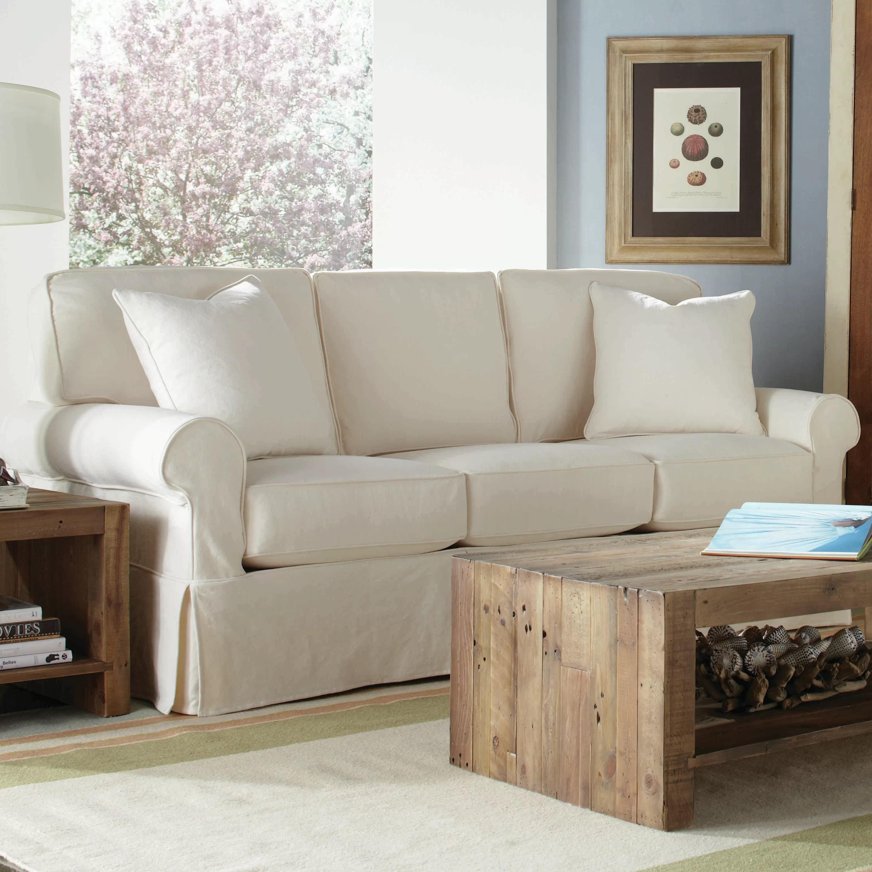 rowe slipcover sofa agatha retratil e reclinavel furniture nantucket slipcovered sleeper