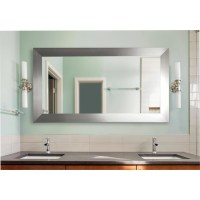 Rayne Mirrors Double Wide Vanity Wall Mirror & Reviews ...