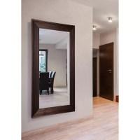 Rayne Mirrors Barnwood Vanity Wall Mirror | Wayfair
