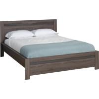 TMS Queen Platform Bed & Reviews | Wayfair