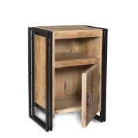 Timbergirl Mango Wood Nightstand & Reviews | Wayfair