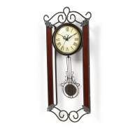 Howard Miller Decorative Quartz Carmen Wall Clock