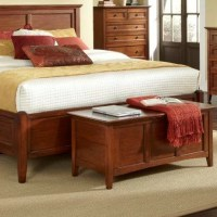 A-America Westlake Platform Customizable Bedroom Set ...