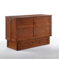 Night & Day Queen Storage Cabinet Murphy Bed & Reviews