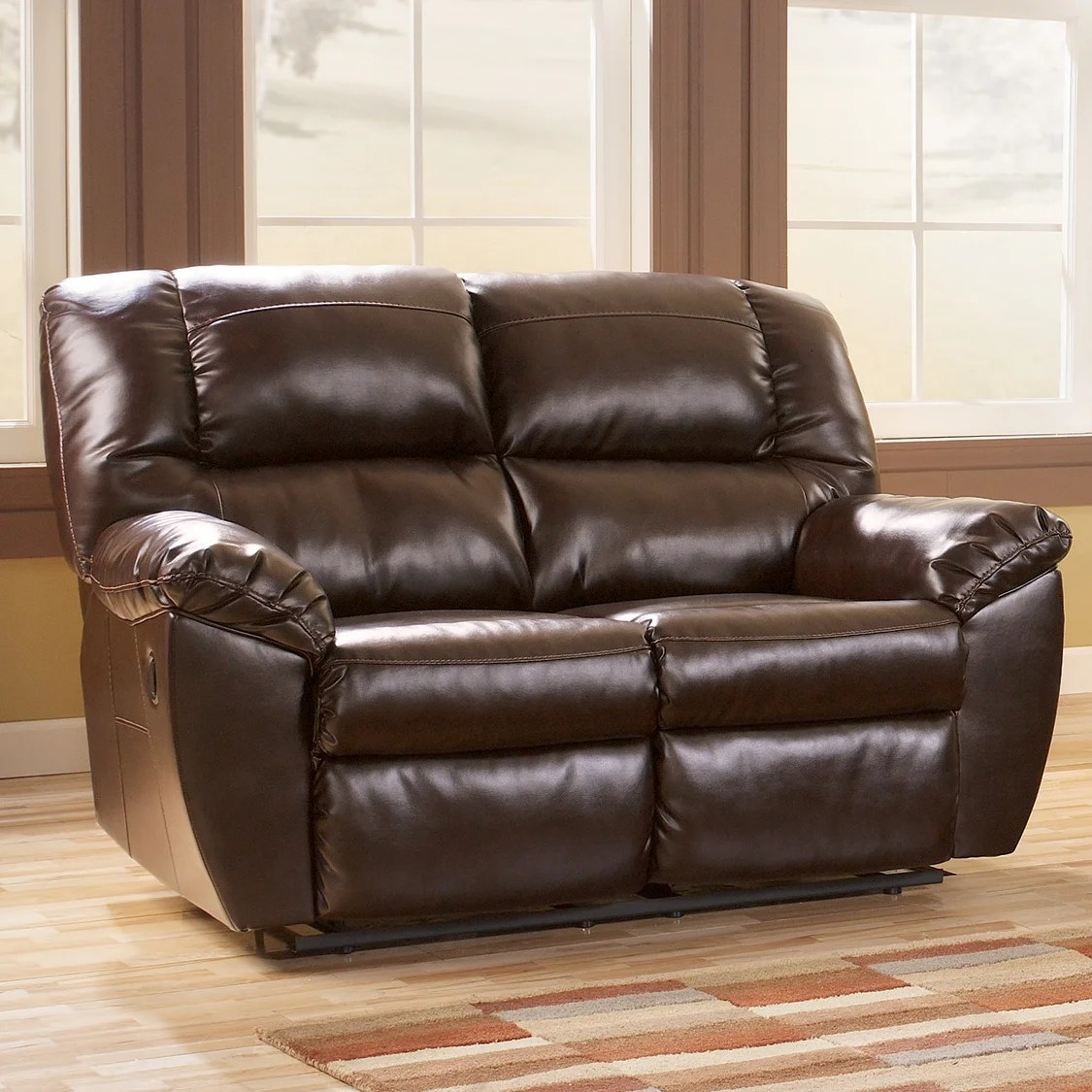 Signature Design by Ashley Ruth Reclining Loveseat