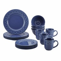Paula Deen Paula Deen 16 Piece Dinnerware Set & Reviews